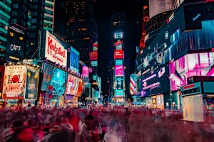 visuel de new york dynamisme de l'ateleir gutenberg